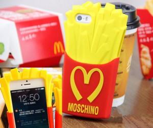 iphoneポテトケース