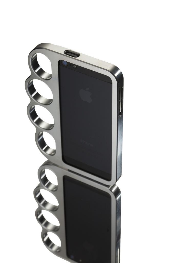 iPhone5 Knucklecase