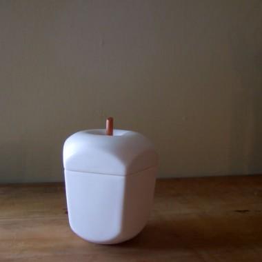 謎を呼ぶ禁断の果実、白りんご