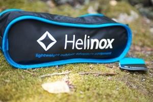 ヘリノックス コンフォートチェア