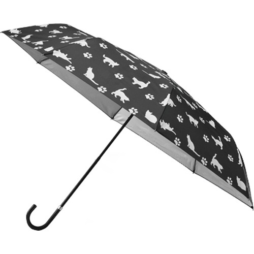 猫のUVお散歩日傘