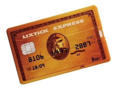 LIXTICK USB CARD MEMORY
