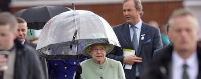 気分は女王様!雨が待ち遠しくなる傘