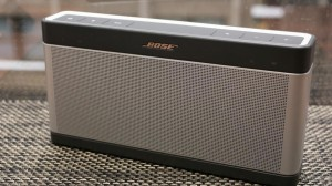 Bose SoundLink III  ハイエンド ブルートゥース スピーカー