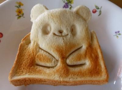 パンDEアート、飛び出す動物パン