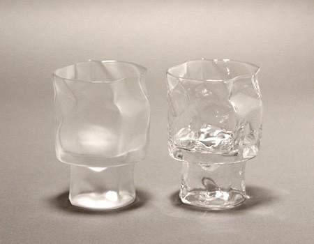 クランプルグラス