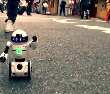 ロボットと一緒に暮らそうよ。未来は今!